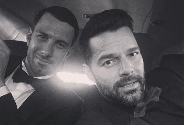 'I'm a husband!' Ricky Martin confirms he's married Jwan Yosef