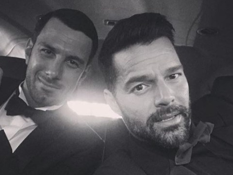 'I'm a husband!' Ricky Martin confirms he's married Jwan Yosef