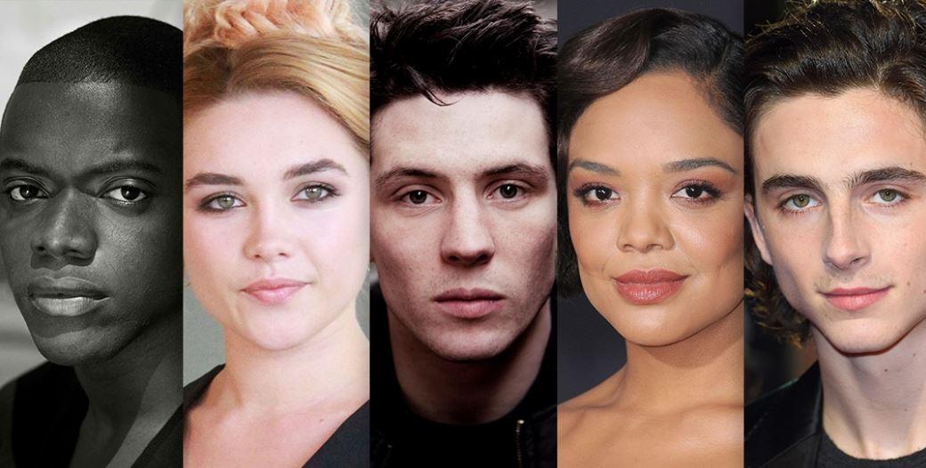 Tessa Thompson and Daniel Kaluuya named 2018 nominees for EE Bafta Rising Star award