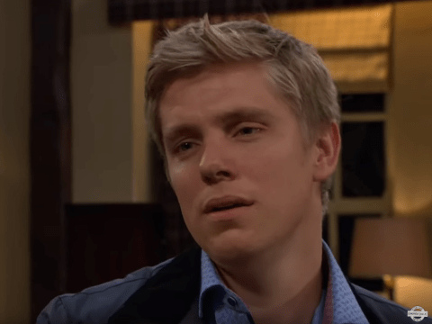 Emmerdale spoilers: Heartbroken Robert Sugden removes his wedding ring after a kind act for Aaron Dingle