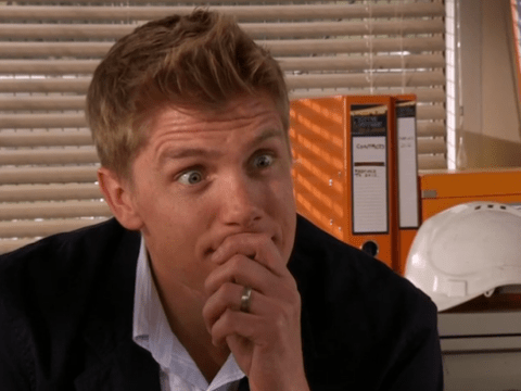 12 times Robert Sugden's facial expressions in Emmerdale have been on point
