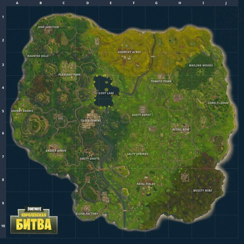 Fortnite servers working with new map update – here are the patch