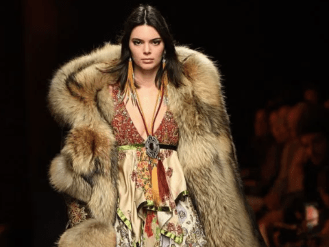 Does wearing faux fur encourage people to continue thinking of actual fur as fashion?