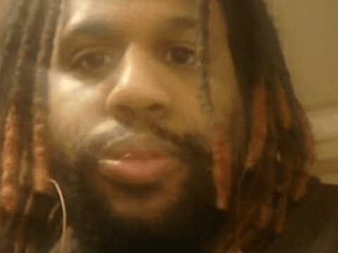 Gangster appears to admit to murder during Facebook live from prison