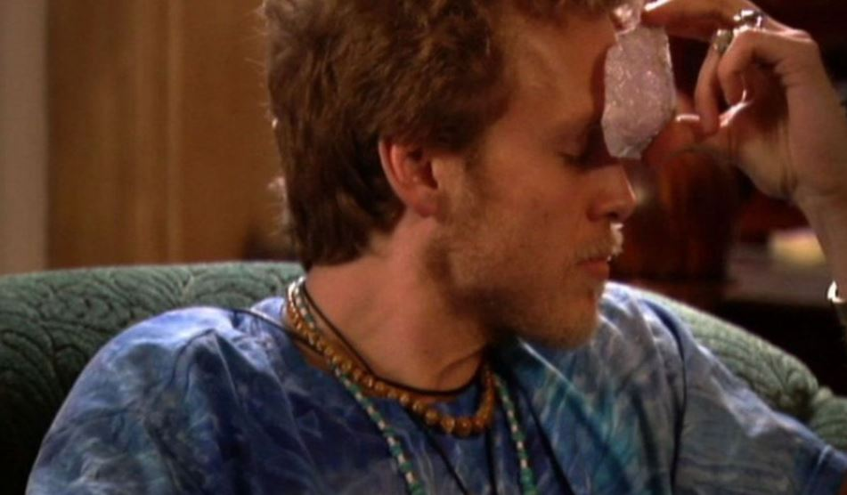 CBB's Spencer Pratt is selling $100 crystal necklaces to make a living