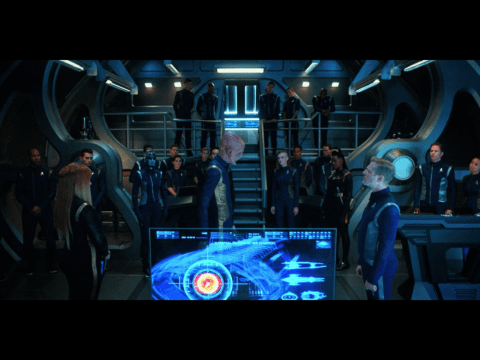 Star Trek Discovery, What's Past Is Prologue review – Showdown on Charon as Lorca and Burnham face off