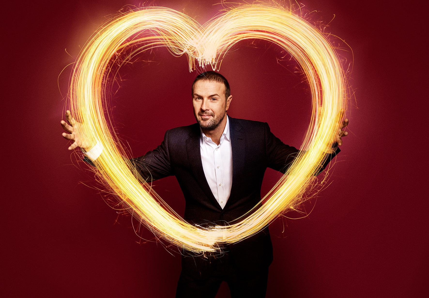 Paddy McGuinness on Take Me Out's tenth anniversary and why it's better than Tinder