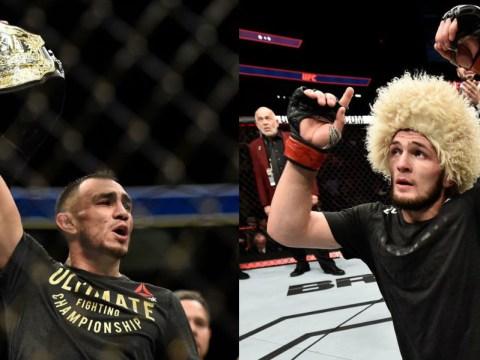 Tony Ferguson vs Khabib Nurmagomedov booked for April at UFC 223, says Dana White
