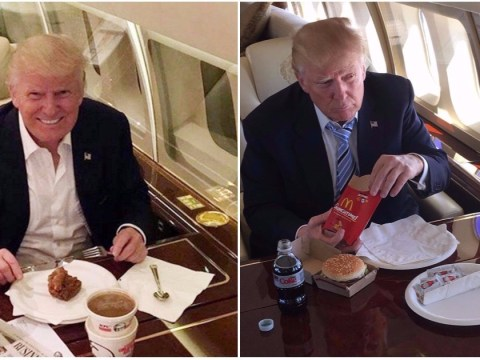 People are questioning Donald Trump's real weight with the '#Girther movement'