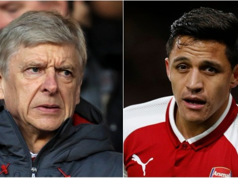 Arsene Wenger speaks out on Manchester United's move for Alexis Sanchez