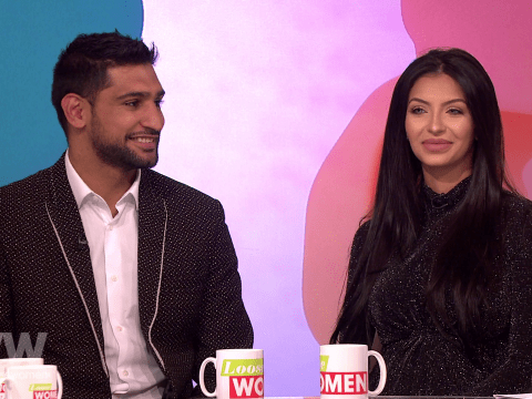 Amir Khan and pregnant wife Faryal Makhdoom blame 'lack of communication' for public marriage breakdown
