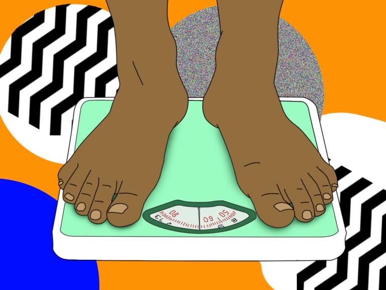 Weight illo