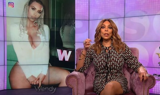 Wendy Williams talks about Kim Kardashian