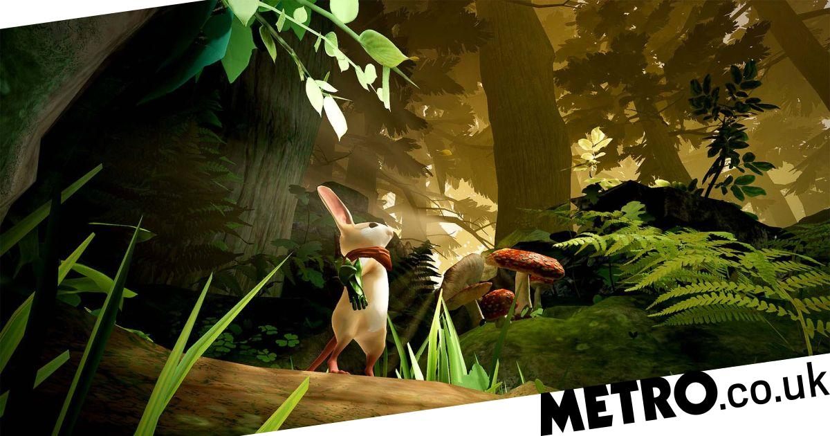Game review: Moss is one of the best VR games ever