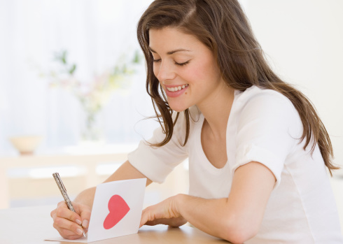 Valentine's Day quotes, messages and poems to write in a card