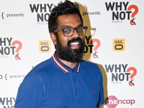 Romesh Ranganathan wife, tour and TV shows as new travel series begins