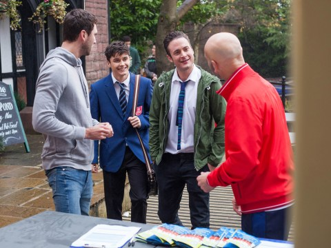 Hollyoaks spoilers: Ollie to be sexually abused by Buster in tough new storyline