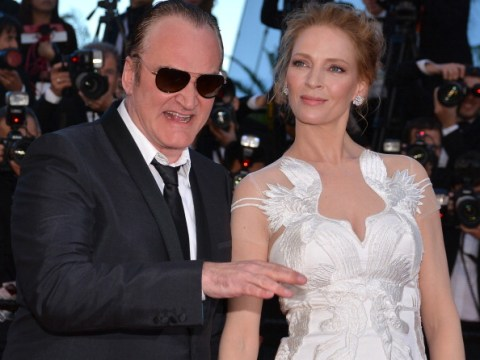 Uma Thurman is keen to work with Quentin Tarantino again – even though she accused him of 'trying to kill her'