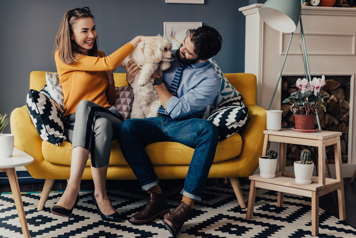 Adopting a dog is great for your relationship – here's why
