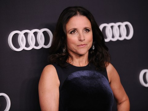 Julia Louis-Dreyfus gives a 'f*** you' to cancer as she undergoes surgery