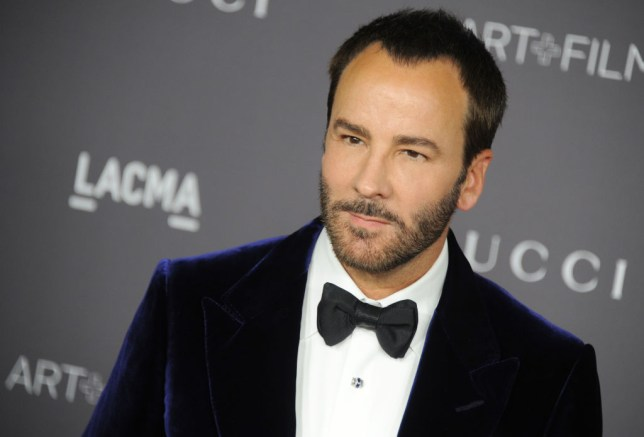 Tom Ford won't dress anybody who won't answer 'who are you
