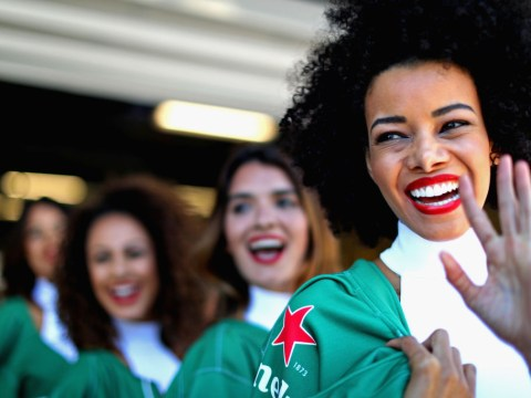 We don't need to get rid of grid girls forever – we just don't deserve them yet