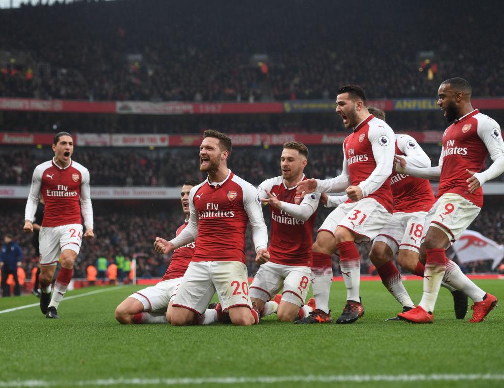 Shkodran Mustafi reveals Arsenal's plan to stop Kevin De Bruyne in EFL Carabao Cup final