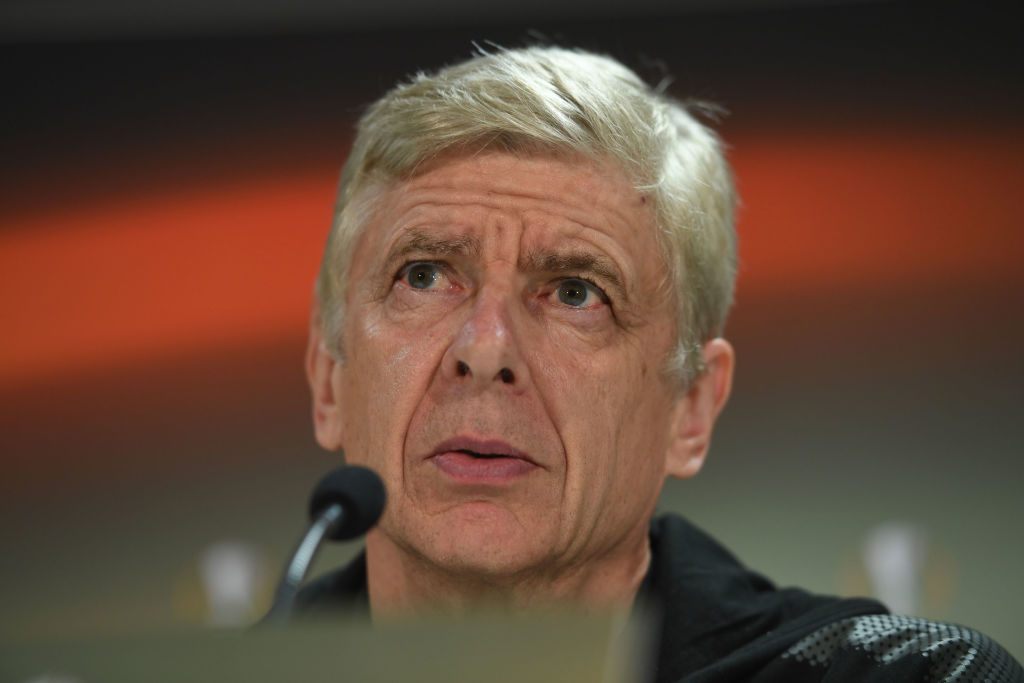 Arsene Wenger admits to January transfer regret as Arsenal fail to sign another defender