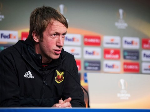 Who is Ostersunds FK manager Graham Potter? The man plotting Arsenal's Europa League demise
