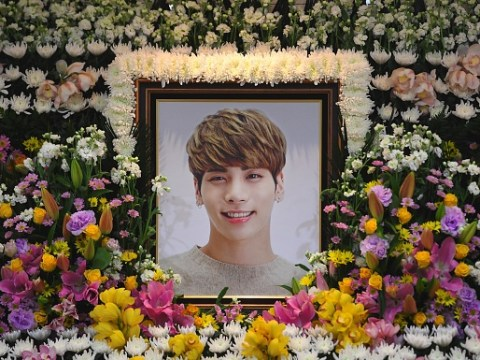 'We will love you forever': K-pop stars and friends pay tribute to Jonghyun on first anniversary of his death