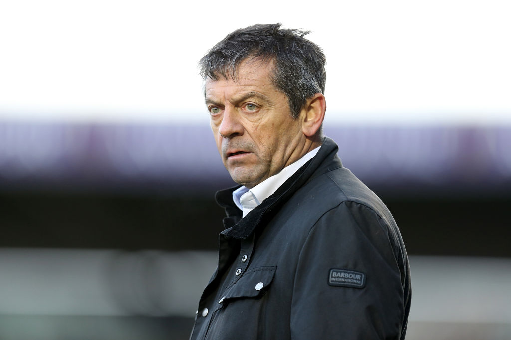 Phil Brown apologises for describing Chelsea ace Tiemoue Bakayoko's performance as a 'Holocaust of a game'