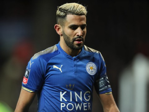 Paul Merson and Phil Thompson slam 'ridiculous' Riyad Mahrez and urge Leicester City to punish winger