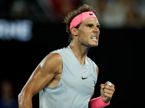 Rafael Nadal overtakes Roger Federer as world no.1 as Johanna Konta drops out of top 20