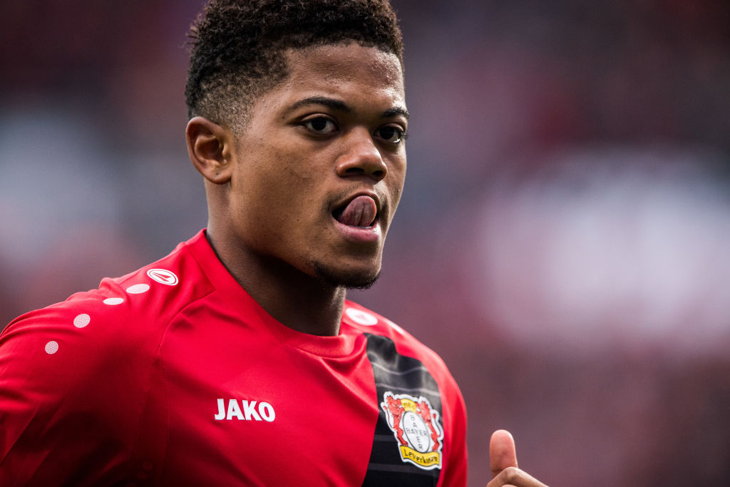 Leon Bailey breaks silence amid Manchester United and Chelsea transfer speculation