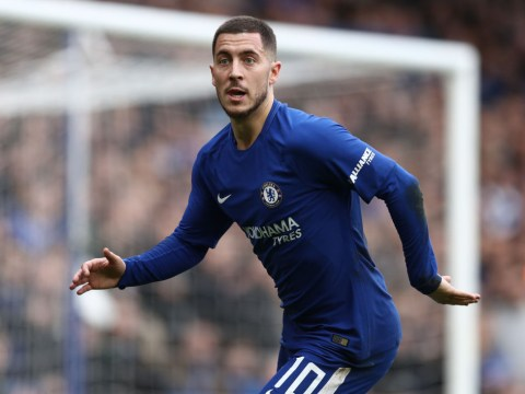 Eden Hazard fuels speculation he is considering leaving Chelsea for Real Madrid