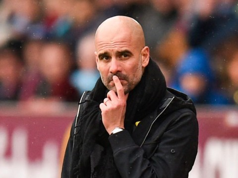 Pep Guardiola not convinced Manchester City can win the Champions League