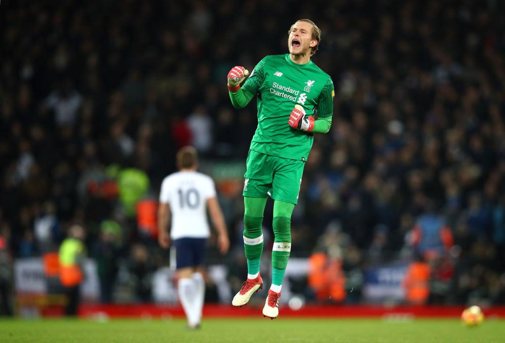 Jurgen Klopp has re-think over Liverpool goalkeeper situation