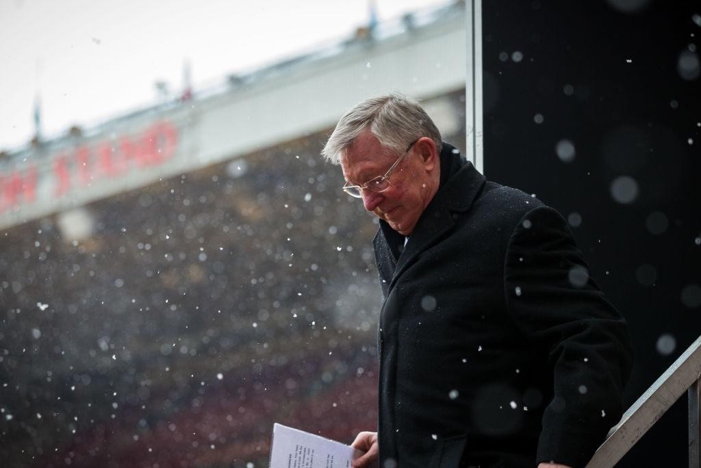 Sir Alex Ferguson pays tribute to former Manchester United midfielder Liam Miller