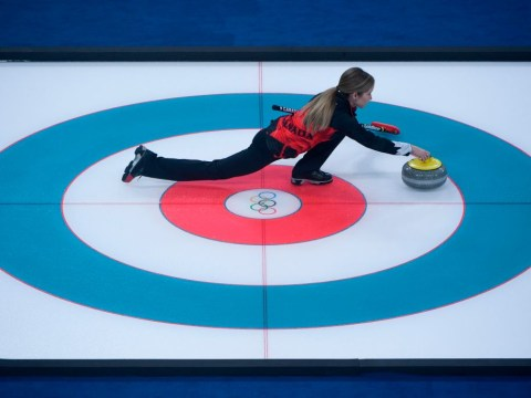 What are the rules of curling and how much do the stones weigh?