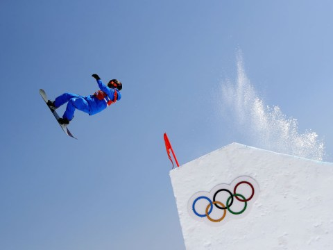What channel is the Winter Olympics on and what are the dates of the event?