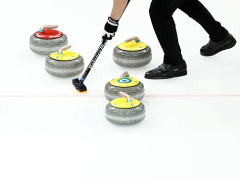 Where can you do curling in the UK?