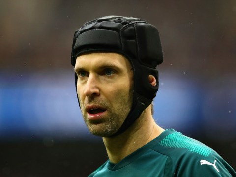 Petr Cech fires warning to new Arsenal signing Bernd Leno