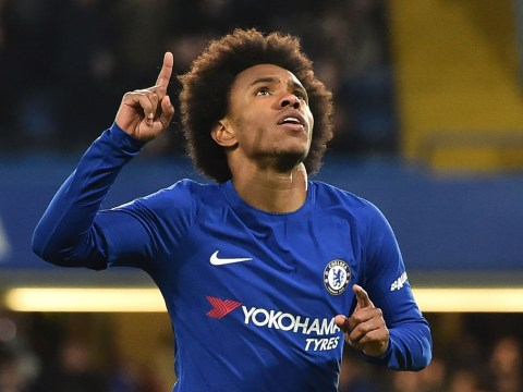 Willian reveals how he got inside David Meyler's head before Hull star missed penalty vs Chelsea