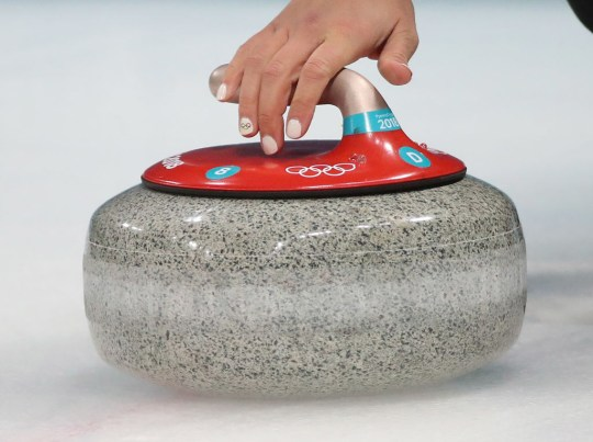 What Are Curling Stones Made Of What Do They Weigh And