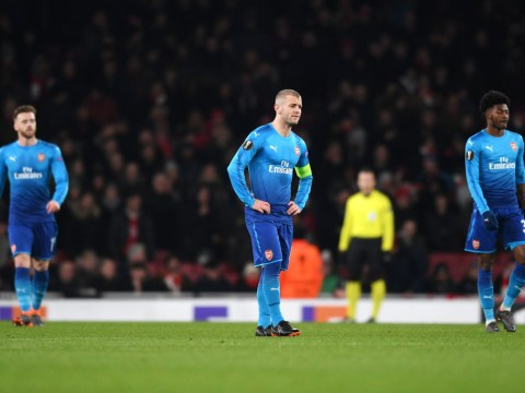 'I'm embarassed watching them!' Martin Keown slams Arsenal after Ostersunds take shock 2-0 lead into half-time at the Emirates