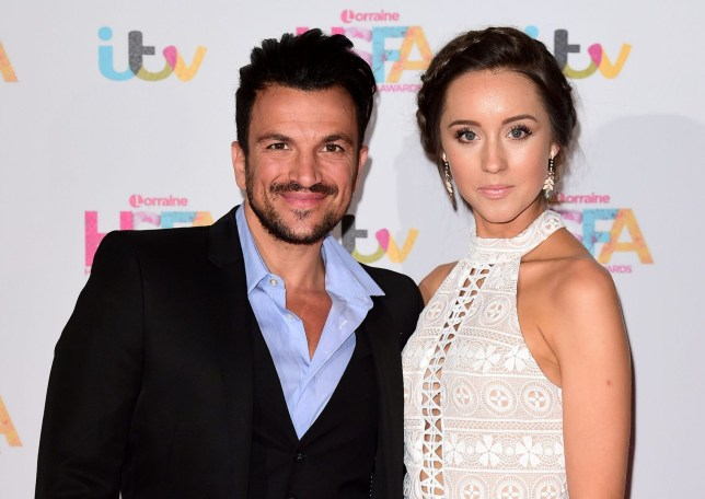Peter Andre and wife Emily become targets of hackers private photos appear online