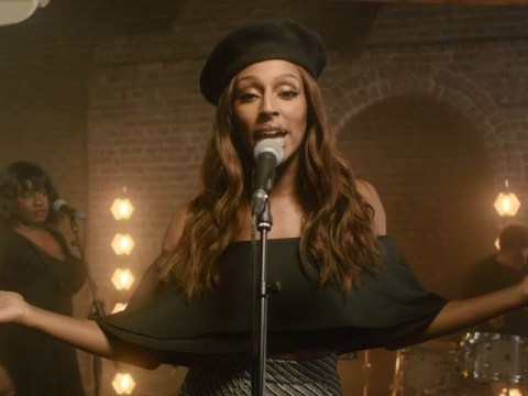 Alexandra Burke is back with brand new track Shadow