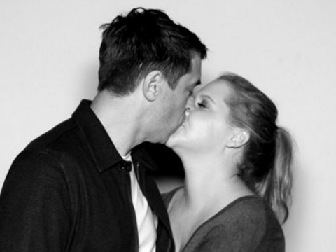 Amy Schumer marries boyfriend Chris Fischer in front of celeb pals Jennifer Lawrence and Jennifer Aniston