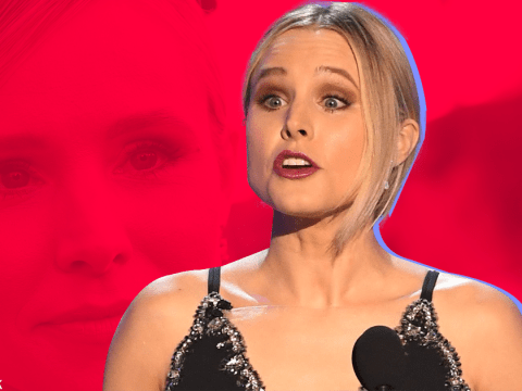 Kristen Bell has the most disgusting story about catching anal worms