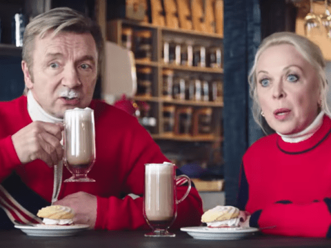 Aldi advert sees Eddie the Eagle and Torvill and Dean lead Winter Olympics campaign